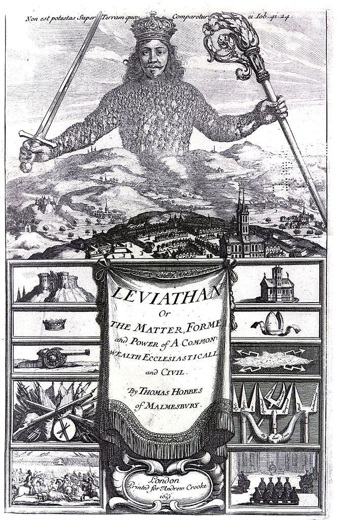 Leviathan by Thomas Hobbes - 4. Menschenrechte im Zeichen der Aufklärung
