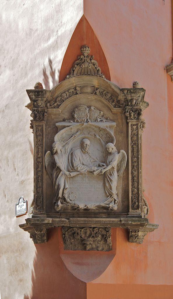 Monument Francisco Suarez Granada - 3. Renaissance und spanische Neuscholastik