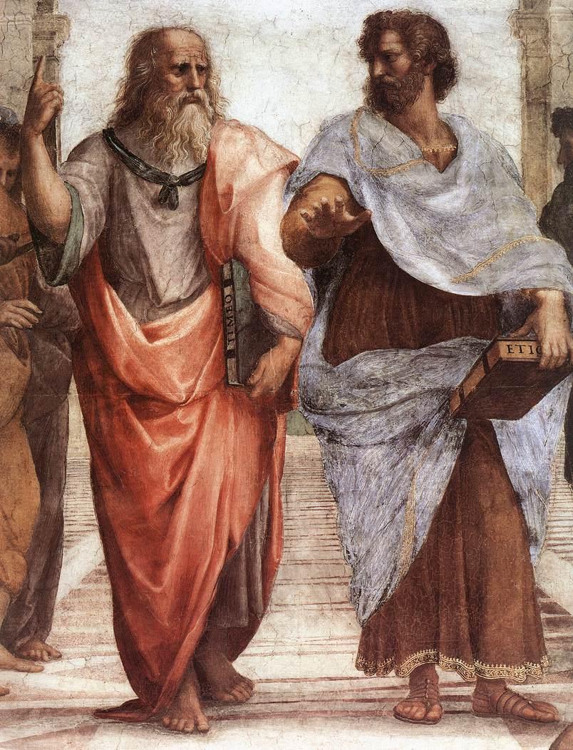 """Platon Aristoteles - 1. Die Antike und die """"Idee des Menschen"""""""