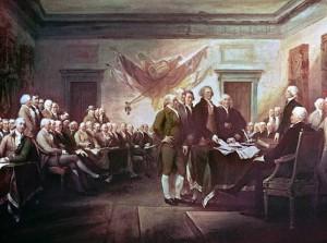 Die Amerikanische Unabhängigkeitserklärung
